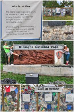 Biscayne National Park, visitor center