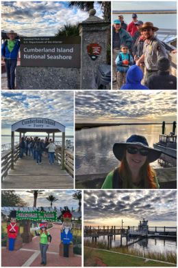 Cumberland Island Ferry
