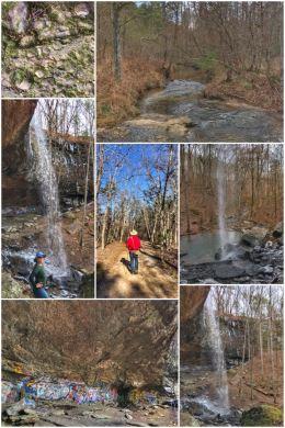 Falling Rock Falls