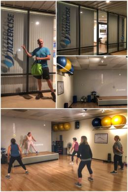 Jazzercise Daphne Fitness Center