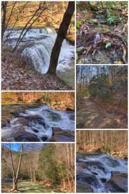 Brush Creek Preserve and Falls State Park