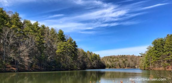 Long Branch Lake, Pipestem State Park