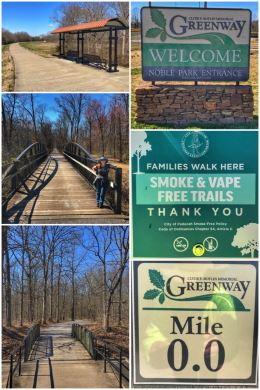 Clyde F. Boyles Greenway Trail, Paducah