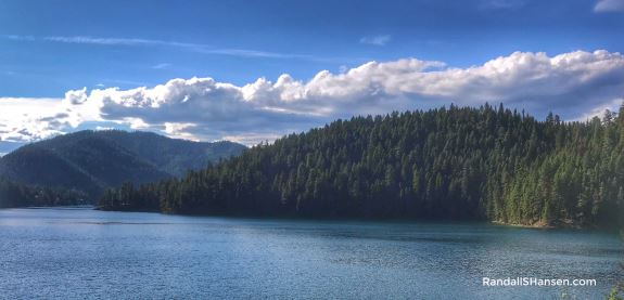 Bead Lake, Colville National Forest