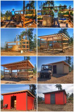 H3 woodshed