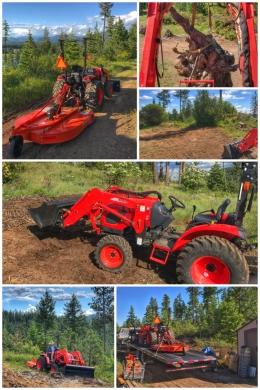 Kioti CK 3510 Tractor